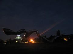 Vanier park sculpture - s