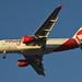 Air Canada Rouge Airbus A319-114; C-GBIM@LAX;22.12.2014/774tb