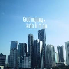 Good morningKuala Lumpur. (Ray-Wu) Tags: tradershotel originalfilter uploaded:by=flickrmobile flickriosapp:filter=original