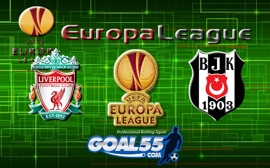 Prediksi Skor Liverpool Vs Besiktas 20 Februari 2015