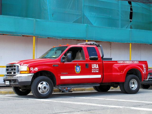 2001 ford pickup bomberos supercab camionetas f350 curico superduty fseries f350v8