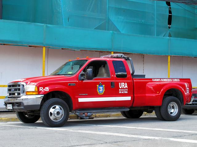 2001 ford pickup bomberos supercab camionetas f350 curico superduty fseries f350v8