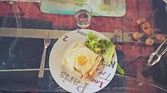 Croc Madame (Leptit monde) Tags: friends home plante cuisine day eat amis maison salade plat homh