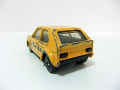 "VOLKSWAGEN GOLF GTI ""Car Service"" - MC TOY (RMJ68) Tags: cars car vw golf volkswagen toy mc 164 service gti coches juguete diecast"