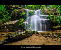 Tupah Waterfall (YasirLatib (come back)) Tags: trip travel family blue autumn trees friends light sunset sea summer vacation sky bw sun holiday black flower color macro tree green fall love film beach nature water yellow night clouds sunrise canon garden square landscape geotagged fun island photography boat photo waterfall nikon asia day photographer photos photograph squareformat malaysia everyone kedah yasir tupah iphoneography instagramapp tupahwaterfall yasirlatib yasirabdlatib