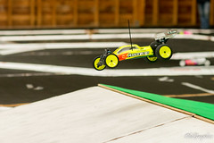 MCVE 01.02.15 1-10 TT Action 4x2 #2-40 (phillecar) Tags: sc scale race training 4x4 110 indoor apo remote nitro remotecontrol buggy bls rc 4x2 brushless amicale truggy rc94 mcve