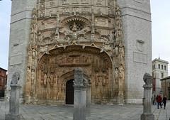 Exterior Iglesia San Pablo Valladolid 02 (Rafael Gomez - http://micamara.es) Tags: san exterior pablo iglesia valladolid