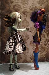 The Clockwork Doll (almaraune) Tags: steam frankie mh stein robecca frankiestein monsterhigh monsterhighdolls mhdolls robeccasteam