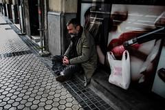 ::.: (::.: ion markel) Tags: street people calle gente streetphotography fujifilm sansebastian kale euskalherria basquecountry paisvasco donostia guipuzcoa gipuzkoa xt1 jende ionmarkel kalekumeak xf18mmf2r