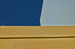 Geometra de Colores.- (ancama_99(toni)) Tags: abstract color colour colors architecture andaluca arquitectura nikon colours minimalism minimalismo abstracto almeria cabodegata 1000views geometria 2015 10favs 10faves 25favs 25faves njar d7000