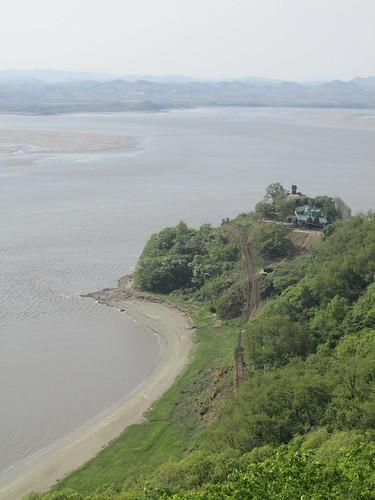 Corée Frontière nord-coréenne