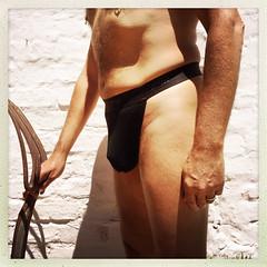 IMG_2648 p 61 years old (francois f swanepoel) Tags: photostream arse bum buns butt buttocks gstring jockstrap men male males p61 briefs underwear skants undies booty ass boude stert gat