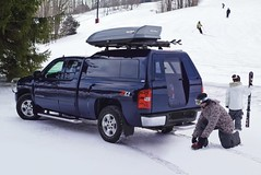 Chevy camper shells and tonneau covers available for all model year GM's! Silverado, Sierra, Colorado , Canyon, S-10, Sanoma. Available at Tom's Camperland #tomscamperland @tomscamperland (tomscamperland) Tags: winter lifestyle sema snowtrails tomscamperland