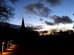 Photo of 52|365 Dusk in Stoke Prior #bromsgrove