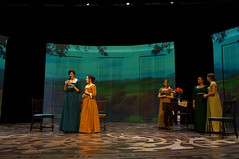 DSC07906 (wou_theatre) Tags: austen oregon university theater theatre pride western prejudice wou