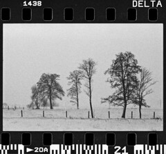 7a (stuartkul) Tags: winter nikon mazury delta scan mf nikkor 3200 zima ilford pl 3200iso skan snieg nikon9000ed 30028ais