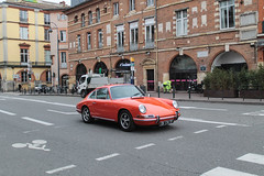 Porsche 912 (xwattez) Tags: street old france car automobile 912 voiture german porsche transports toulouse rue 2015 vhicule allemande