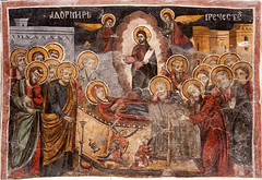 Fresco (Askjell's Photo) Tags: art church painting romania orthodox fresco