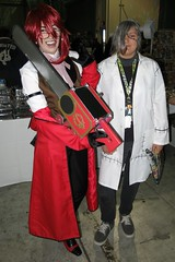 Sac-Con 2015 116 (Henchman 21) Tags: costume cosplay frankenstein 2015 souleater saccon saccon2015