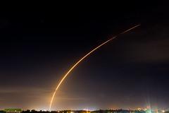 SpaceX Falcon9 Eutelsat Launch - March 1, 2015 (Michael Seeley) Tags: long exposure streak nasa elon kennedyspacecenter musk rockets rocketlaunch eutelsat spacex elonmusk falcon9 mikeseeley michaelseeley