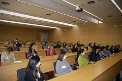 MED Inauguración alumnas