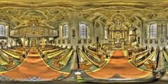 Kath. Kirche Rdigheim 160715 (Bianchista) Tags: juli hdr 2016 kugelpanorama 360panorama highdynamikrange bianchista katholischekircheantoniusderdigheim