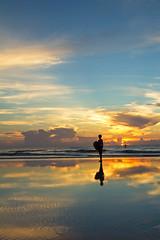 JaxBeach_3393-1 (luv_blu_ridge) Tags: sunrise surfer surfing skimming beach dawn jacksonville florida teen seascape