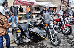 July 16 2016 - Motorcycle and side car complete with propellar (lazy_photog) Tags: lazy photog elliott photography beartooth motorcycle rally red lodge montana pass highway mountains 071616beartoothandredlodge