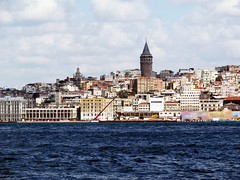 stanbul 2016 June (Replay Lounge) Tags: old sea history turkey trkiye istanbul historical bluemosque cami turquia bosphorus boaz maidentower sultanahmedmosque sealght