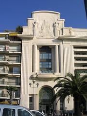 Art-deco (Micheo) Tags: city nice arquitectura edificios memories ciudad recuerdos niza laciudadelegante
