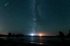 JulyBandon2016-7 (Ranbo (Randy Baumhover)) Tags: beach oregon stars pacificocean oregoncoast bandon milkyway