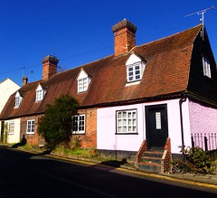 Billericay cottages (nigelharris4) Tags: charming beautiful town property architecture house cottage england essex billericay