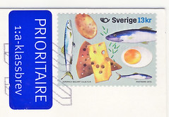 Schweden Juni (postcardlady1) Tags: stamp briefmarke