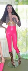 Patina-V Mannequin (capricornus61) Tags: woman art home mannequin window shop female model doll dummies display body indoor plastic dummy figur collecting puppe patinav