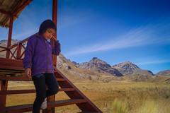 Huascaran National Park | Huaraz, Per (carlo.paredes) Tags: park trip travel sky people sun mountain mountains peru nature girl weather dusk roadtrip national huaraz huascaran