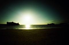 weston-super-sunset (lomoD.xx) Tags: westonsupermare somerset weston sunset pier westonpier vignette beach sea sand coastline deserted britishcoastline dismalandweekend dismaland omo lomolca lomo lca jessops100asaslidefilm 100asa xpro xprocess crossprocessed agfaprecisa100 agfaprecisa precisa100 precisa 100 lomodxx lomodxxwall