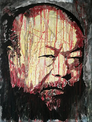 Made in China (The Art of YorkBerlin) Tags: aiweiwei painting acrylicpunk acryl canvas artwork malerei china modernekunst contemporyryart york yorkberlin kunst 2016 knstler