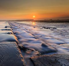 Sunrise (sic Chiu) Tags: nd64       6d ef1635mm sunrise   sky   longexposure cloud kaohsiung