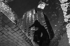 Market Street, 2016 (Alan Barr) Tags: philadelphia 2016 marketstreeteast marketstreet marketeast street sp streetphotography streetphoto blackandwhite bw blackwhite mono monochrome candid people ricoh gr reflection reflections mirrorimage