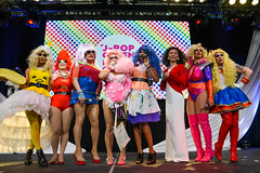 Drag Contest - 2016 JPOP Summit Festival (AnotherSaru - Limited mode) Tags: jpopsummitfestival 2016 sf sanfrancisco drag crossdressing crossdressers performance contest