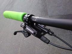 Shimano Xt m8000 I-Spec B , Deore m615 brakes 2016 upgraded 2014 Trek fuel ex 7 29er (mtbboy1993) Tags: dynasys11 dynasys 11 speed shimano xt m8000 ispec b shifter deore m615 brakes