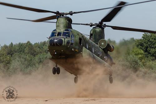 Chinook 47D D-106