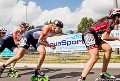 2016-07-30 EK Skeeleren Steenwijk (105a) (Peter Donderwinkel) Tags: ekskeeleren2016steenwijk inlineskating seniorladies junioraladies ek klimvansteenwijk schaatsennl kpn skeeleren outdoor sport event speed race canon