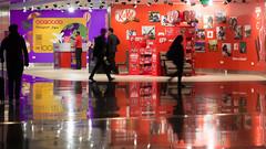 Walk in Colors! (aliffc3) Tags: walk colors sonyrx100iv travel airport doha qatar