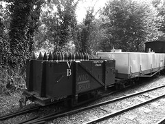 Shells For The Guns (Tanllan) Tags: leighton buzzard narrow gauge railway railroad heritage war department light wdlr great ww1 shells ammunition tank car