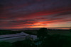Rest Bay Sunset (Tim Bow Photography) Tags: timbowphotography timboss81 welsh british sunset wales porthcawl sunsetcolours sunsetcolour clouds red orange landscape resthomeporthcawl