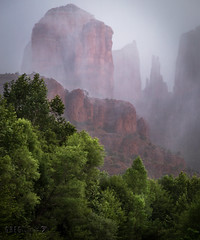 IMG_9251 (Greg Meyer MD(H)) Tags: arizona cathedralrock fog oakcreek sedona things