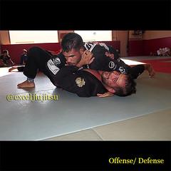 BJJ Offense Defense (EXCEL Jiu Jitsu) Tags: exceljiujitsummaoceansidevista oceansidebjj mixedmartialarts selfdefense grappling
