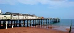 Teignmouth Pier (Hugo D'luvly) Tags: teignmouth pier devon uk england sony seaside xperiaz5 phone