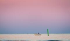 Makrellben p utsiden av Torungen (Karl P. Laulo) Tags: lilletorungen arendal norge norway makrellben torungen fishing fiske fisk sunset solnedgang hav sea